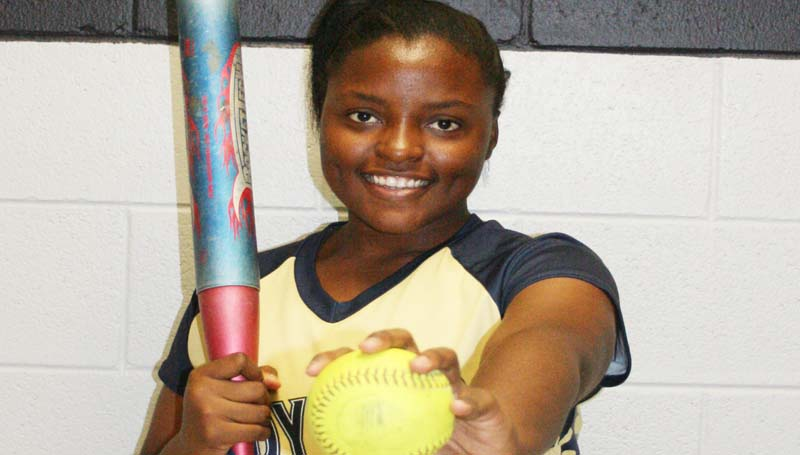 DAILY LEADER / MARTY ALBRIGHT / ALL-AREA SLOWPITCH SOFTBALL MVP-CHRISTIAN BLACK-BOGUE CHITTO