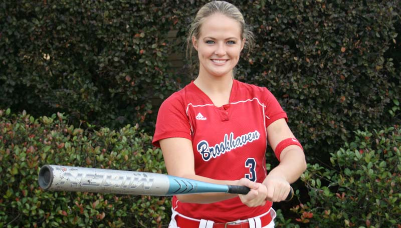 DAILY LEADER / MARTY ALBRIGHT / ALL-AREA SLOWPITCH SOFTBALL OFFENSIVE PLAYER-KATHERINE SHELL-BROOKHAVEN