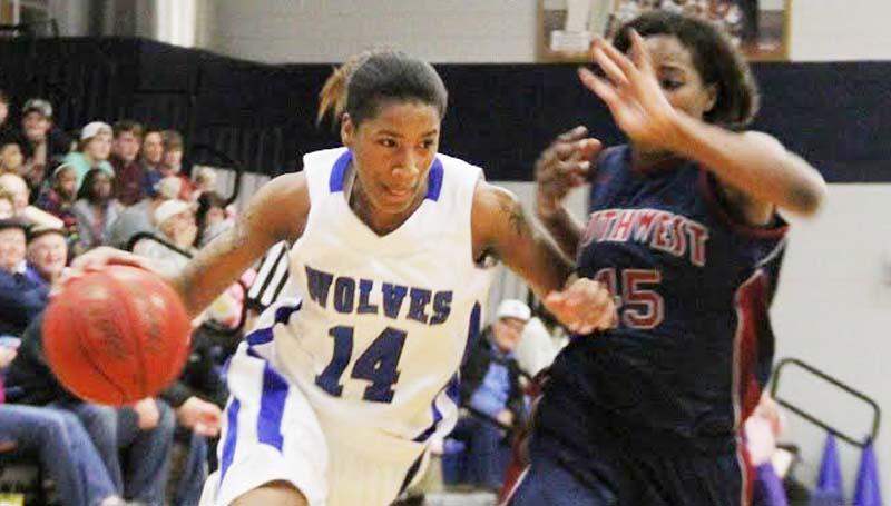 CO-LIN MEDIA / Copiah-Lincoln freshman guard Claresa Banks has been named MACJC Player of the Week