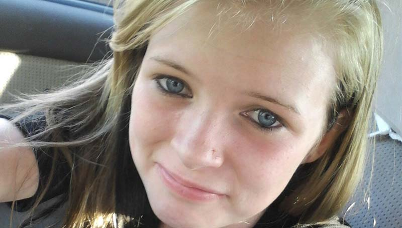 PHOTO SUBMITTED / Brookhaven police are seeking help in finding a missing teenage girl, Jessica Norris, 15. She hasn't been to her home on Heucks Retreat Road since she left Tuesday afternoon, according to family members.
