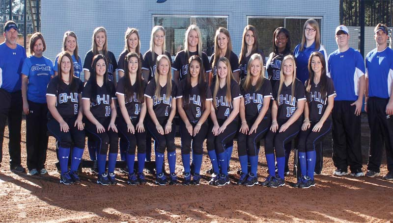 CO-LIN MEDIA / The Co-Lin Lady Wolves are thrilled to start their softball season Friday as they prepare host the Mississippi Delta Trojans for a double header. Game One begins at 12 p.m.