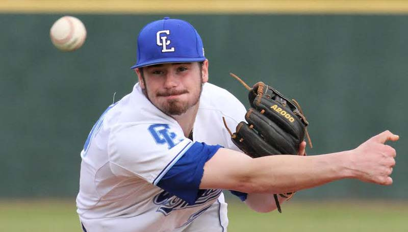 CO-LIN MEDIA / NATALIE DAVIS / Colby Whitfield picked up the win for the Wolfpack.