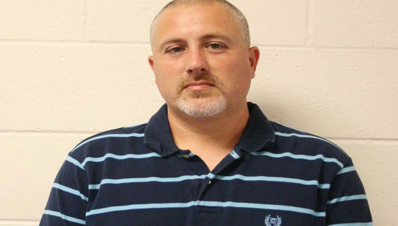 DAILY LEADER / MARTY ALBRIGHT / Bogue Chitto's Scott Leggett earns the Daily Leader's 2014 All-Area Coach of the Year.