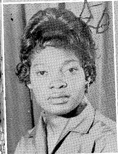 """DAILY LEADER / PHOTO SUBMITTED /  Hightower's picture in the 1963 """"Alcornite"""" her junior year"""